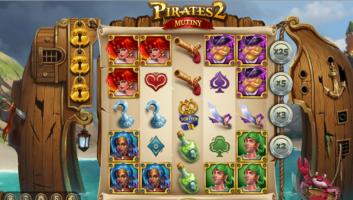 Pirates 2 Mutiny